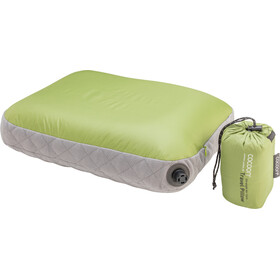 Cocoon Air Core Pillow Ultralight Standard, wasabi/grey